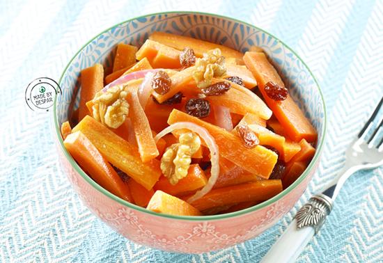 3 modi di preparare le carote