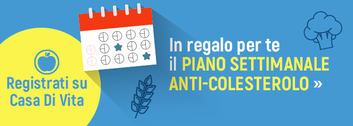 Piano anti-colesterolo