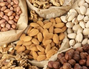 Spazio ai semi e alla frutta secca