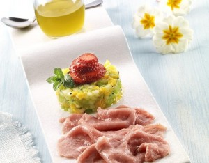Carpaccio di vitello...
