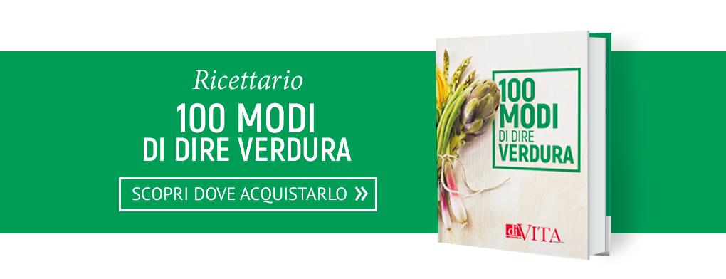 Ricettario 100 Modi di Dire Verdura
