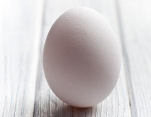 Pelle da favola con gli albumi d'uovo