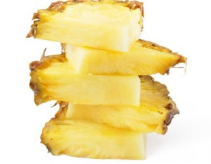 Non è vero che l'ananas brucia i grassi