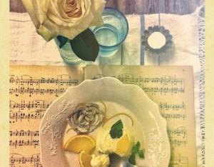 Arte della tavola: accogliere in stile vintage