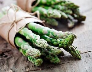 5 ricette con gli asparagi