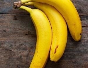 Le merende sono più sane… con le banane!