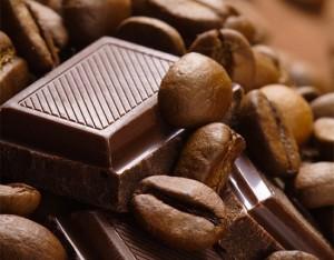 Tutti i benefici del caffè e del cioccolato fondente