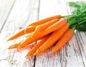 Le carote: le migliori amiche della pelle…