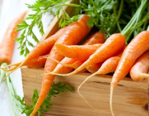 Nutri la pelle con le carote!