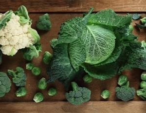 7 ricette con broccoli, cavolfiori & co.