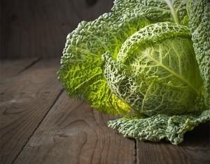 Cavolo verza: antiossidanti a volontà!