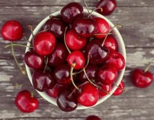 I peduncoli delle ciliegie