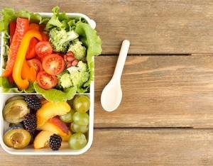Mangiar sano… con un contenitore per alimenti
