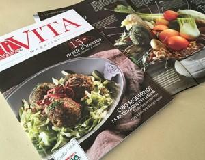 È uscito il nuovo numero di Di Vita magazine