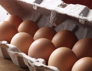 Le etichette delle uova