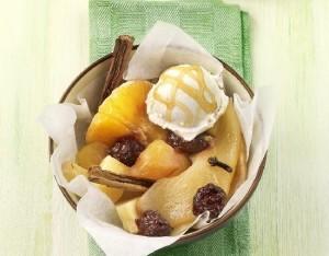 Frutta  al cartoccio