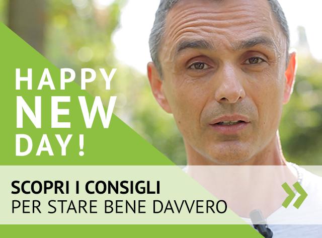 Guarda i video di Happy New Day!