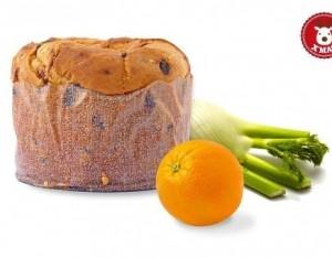 Insalatina di agrumi e panettone