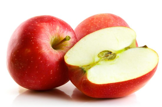 mela: uno dei cibi più ricchi di fibre