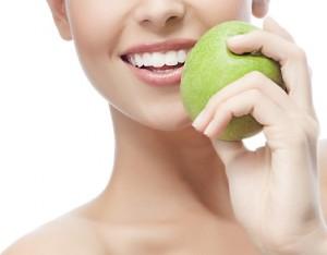 Una mela al giorno...anche per il viso