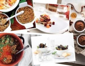 I 5 menu delle Feste