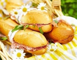 5 idee per dei panini light