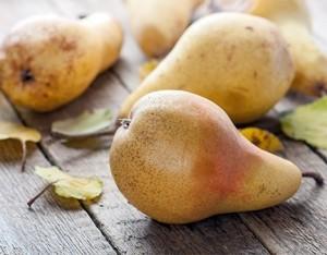 La pera, il frutto degli sportivi