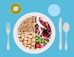 Mangiare sano con il piatto unico