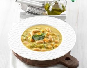 Ribollita con broccolo al profumo di zenzero