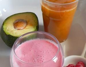 3 ricette per frullati, centrifugati e smoothie