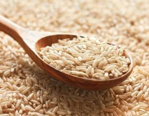 Fibre a gogò con il riso integrale