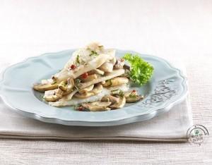 5 ricette sane con i funghi
