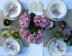 Idee e consigli per una perfetta tavola estiva