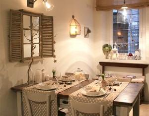 Una tavola invernale