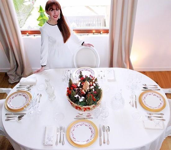 Come preparare la tavola con stile casa di vita - Preparazione tavola di natale ...
