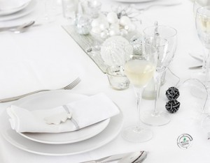 La tavola del Natale moderno