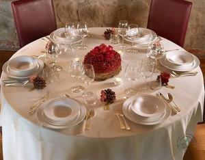 La tavola del Natale superlativo
