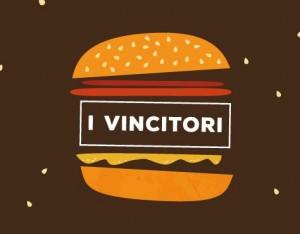 """I vincitori del concorso """"Hamburger buono, autentico e sano"""""""