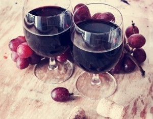 Lunga vita con il vino rosso