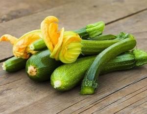 Serviamo in tavola le zucchine