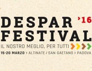 Ci vediamo al Despar Festival 2016. Partecipa anche tu!