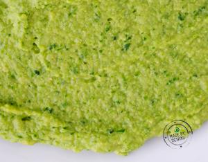 Ricetta hummus verde di ceci
