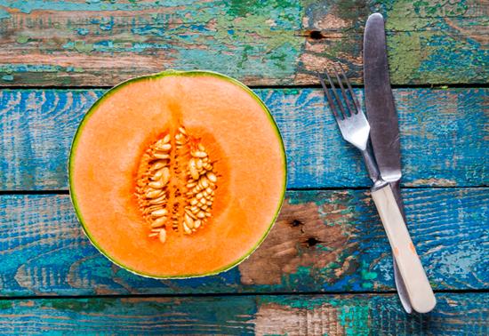 Trova l'energia che è in te… grazie al Melone Mantovano IGP
