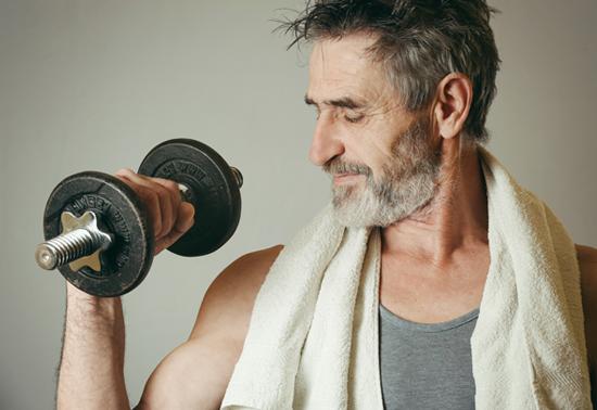 Il segreto per invecchiare forti