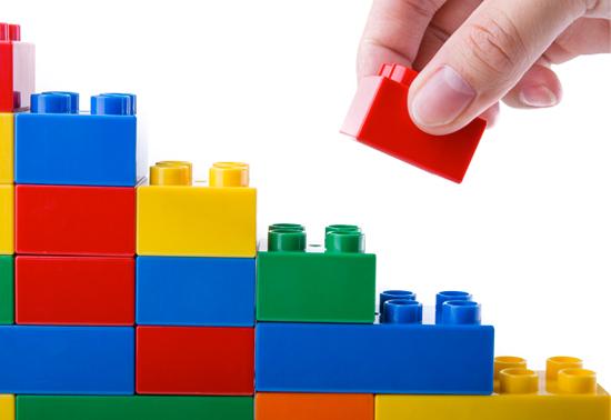 3 passi per costruire una buona abitudine casa di vita for I costruttori costano per costruire una casa