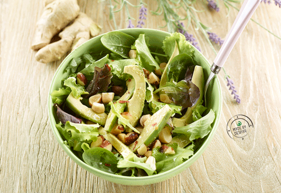 4 ricette di insalate estive