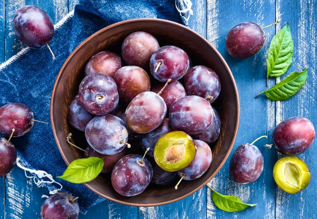 Prugne: benefici e ricette