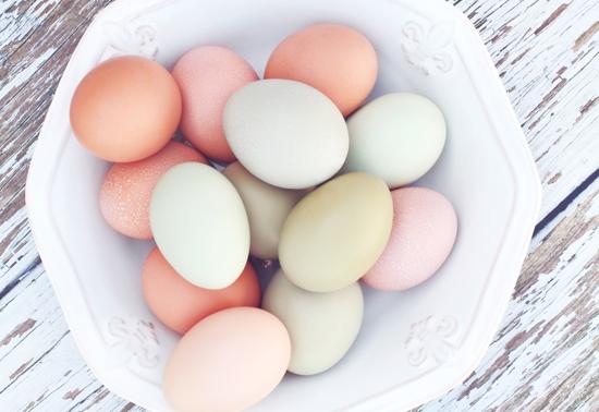 10 modi per preparare le uova