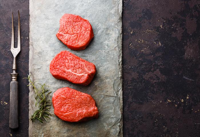 4 buoni motivi per non rinunciare alla carne rossa