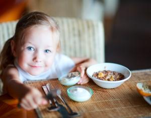 La colazione dei bambini: la fretta è il peggior nemico